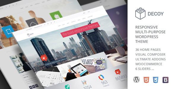 20+ Best Creative Business WordPress Themes of 2014