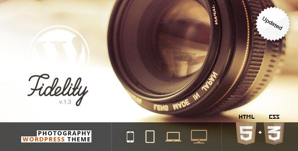 15+ BEST Creative Photography WordPress Themes of 2014